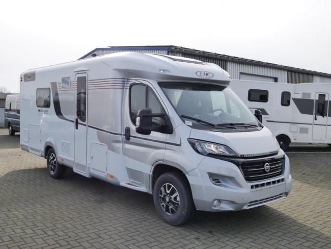 LMC Cruiser Premium T711 Avantgarde design
