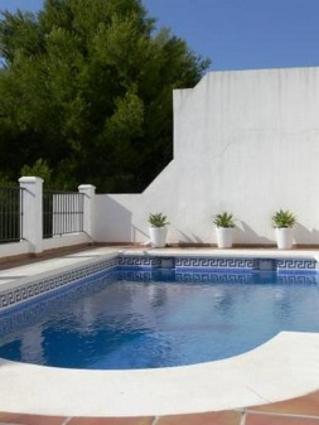 vakantiehuis Nerja zwembad