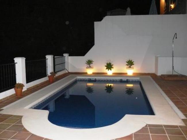 vakantiehuis Nerja met zwembad