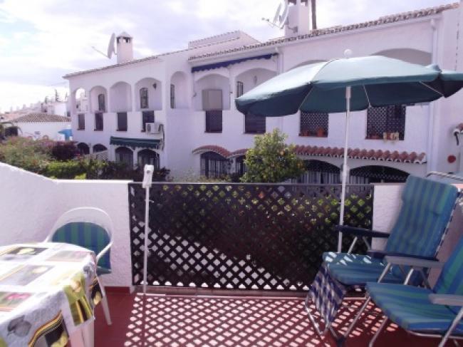 appartement in Verano Azul, Nerja, Andalusie, Zuid Spanje met meerdere zwembaden