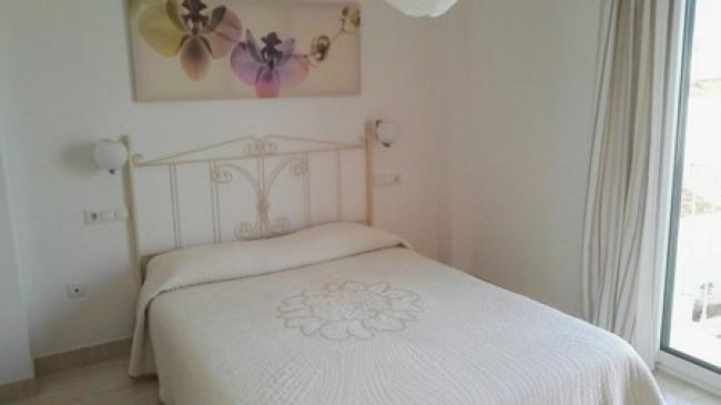 Mooi ingericht nieuw appartement met 1 slaapkamer op Plaza Espana