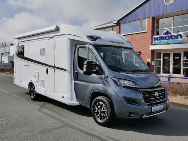 Weinsberg CaraSuite 700 ME 1st Edition