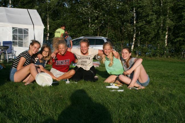 Camping de Regenboog - Gezellig met elkaar