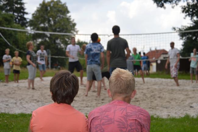 Camping de Regenboog - Sportfaciliteiten