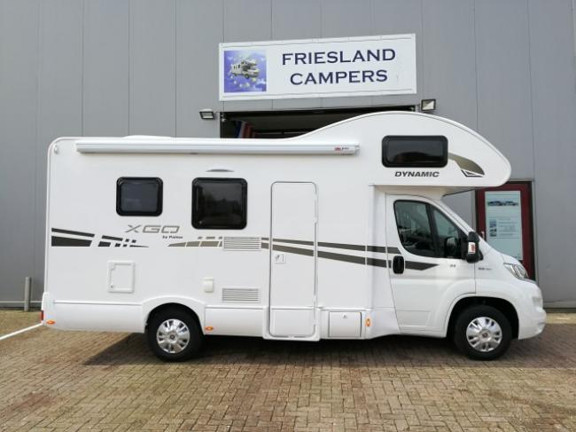 A-type camper Friesland Campers 1
