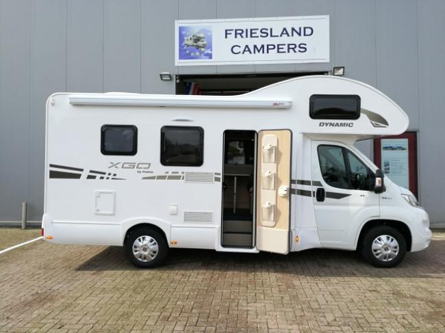 A-type camper Friesland Campers 2