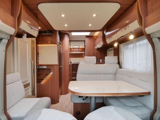 Reisemobil mieten LMC 732 Comfort