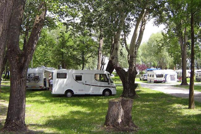 Balatontourist Camping en Bungalows Zala