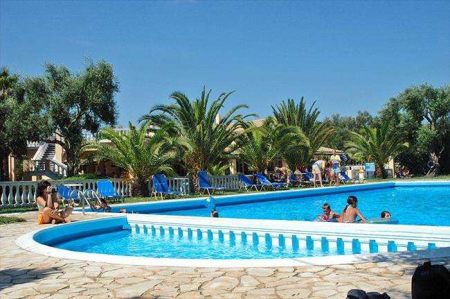 Camping Karda Beach Corfu