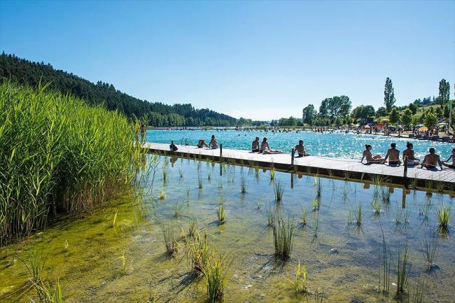 Campéole Le Lac des Sapins