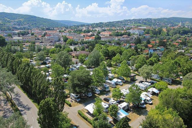 Camping Klosterneuburg