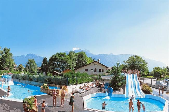 Camping Les Fontaines