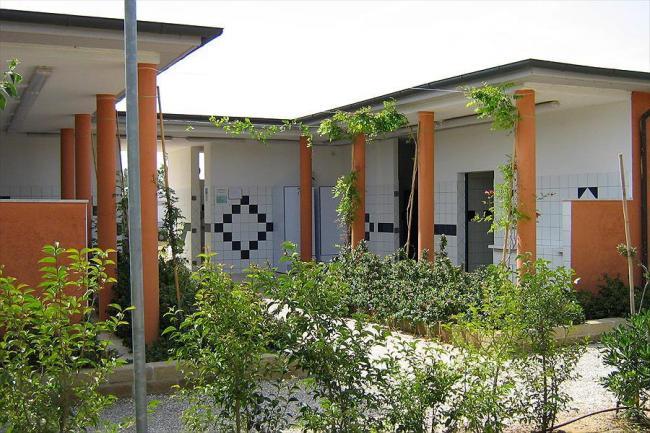 Sanitairgebouw
