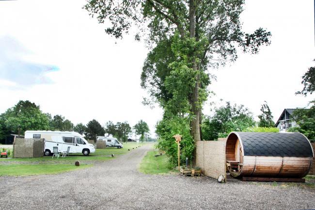 Doorkijkje Camperplaats Vechtdal