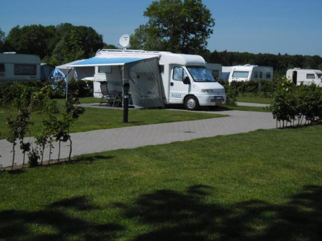 Camping het Klaverblad Den-Nul Overijssel