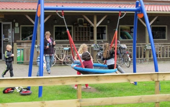 Camping Rotandorp Noordwolde Friesland