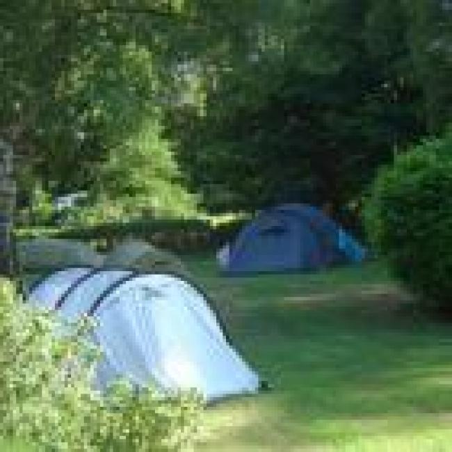 Camping de Agnietenberg, tentjes