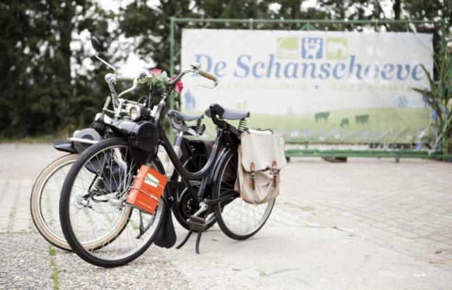 Groepsaccommodatie de Schansehoeve Alphen Gelderland