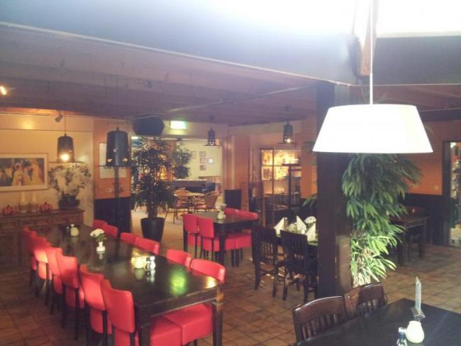 Vakantiepark Timmerholt, restaurant