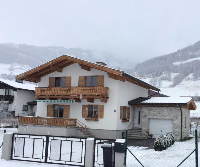 Chalet Hochsonnberg winter