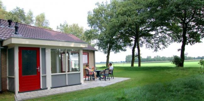 Bungalow Twente: De Panoramsnip