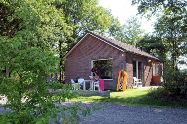 Bungalow Twente: Diamantsnip