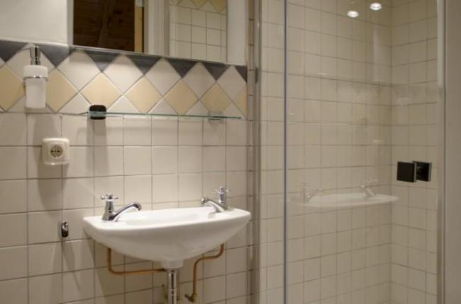 Vakantie Meerlo De Schuur, sanitair in elke slaapkamer