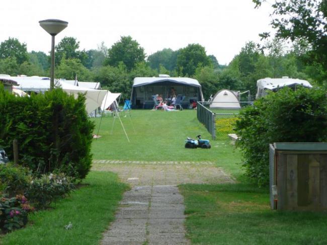 Kampeerplaats Camping