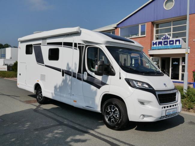 Knaus Van TI 650 MEG Premium Edition