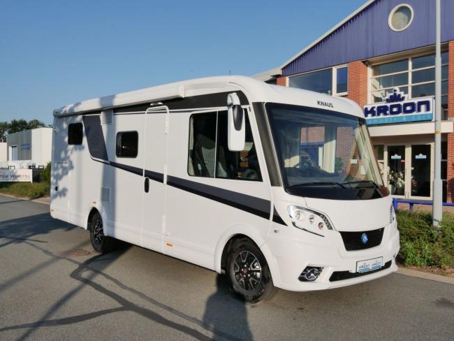 Knaus Van I650 MEG Platinum Selection