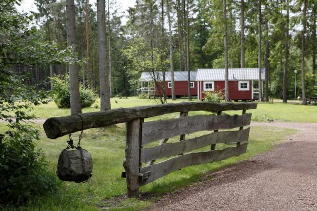 Comfort kamperen