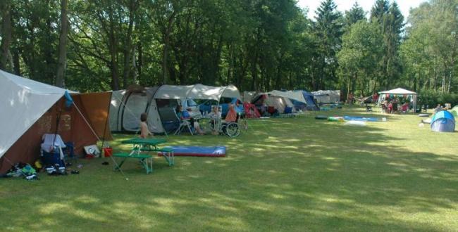 Camping Gasstel 1 Pits Action.Camping De Vledders Schipborg Drenthe