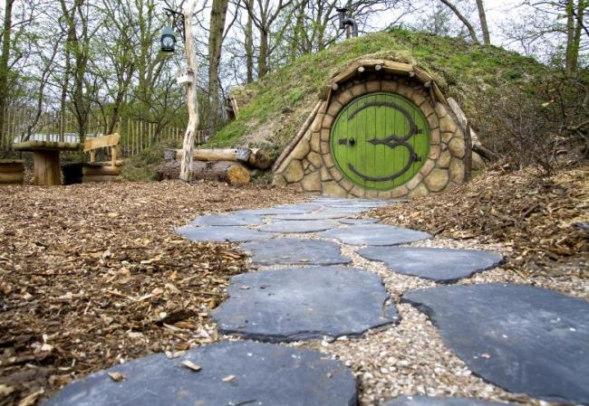 Hobbitwoning 4 persoons