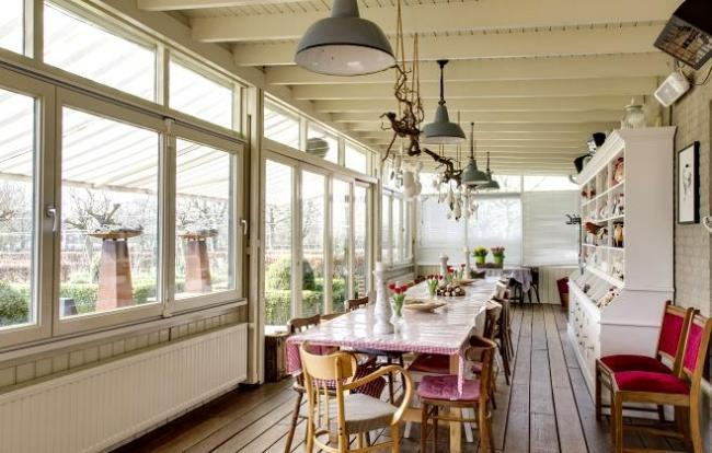 Strohotel De Aalshof Haps Noord-Brabant