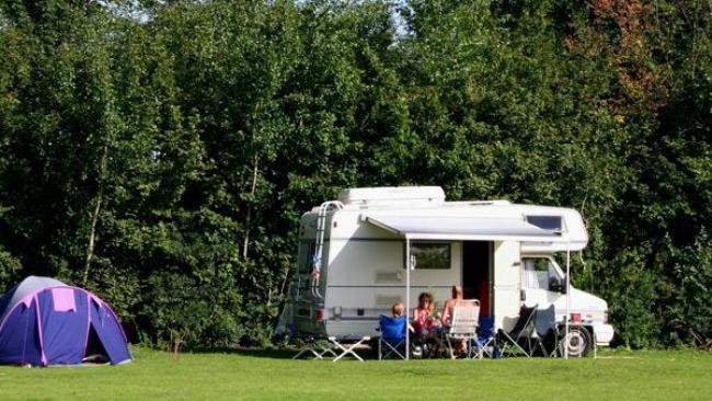 camperplaatsen molecaten de leemkule