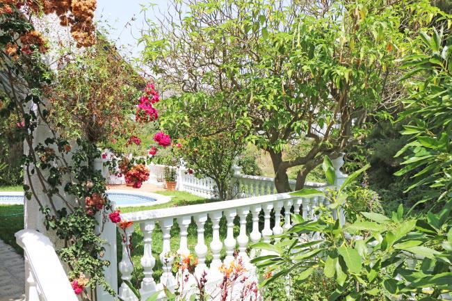 Tuin in Burriana Nerja