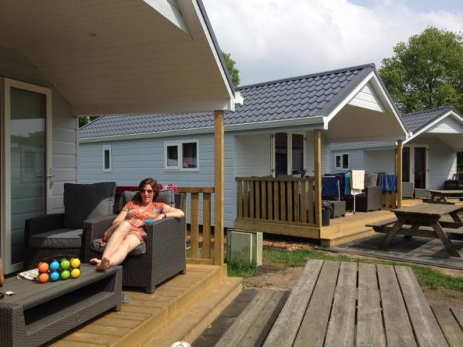 Lodge 4 personen