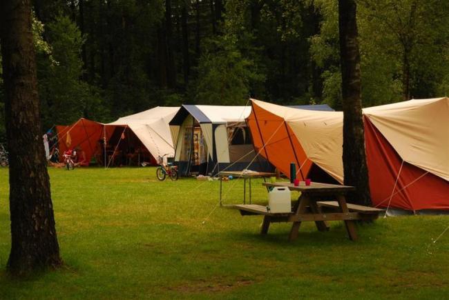 Tentplaats
