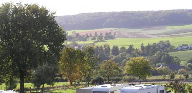 Camping Rozenhof Vijlen Limburg
