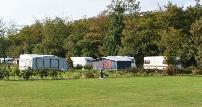 Camperplaats