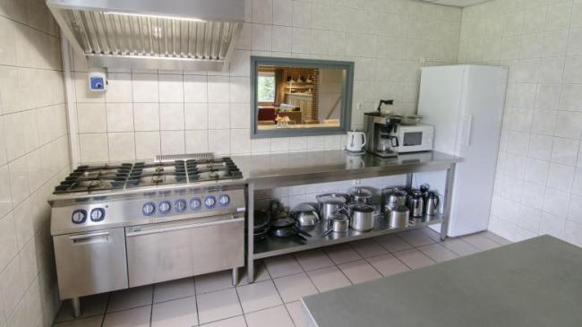 Keuken De Hooiberg Landgoed de Biestheuvel