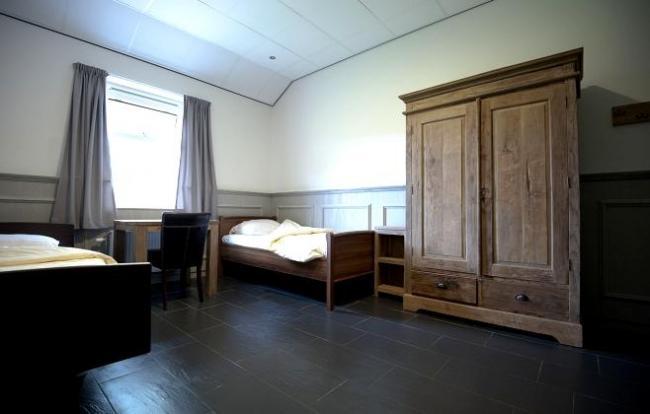 2-persoons slaapkamer in De Hoeve Landgoed de Biestheuvel