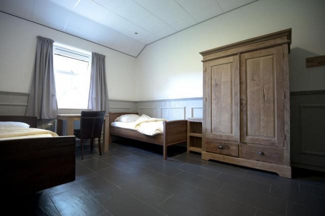 2-persoons Slaapkamer in de Schuurherd bij Landgoed de Biestheuvel