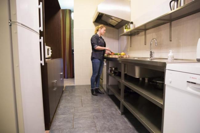 Keuken Achterhuis Landgoed de Biestheuvel