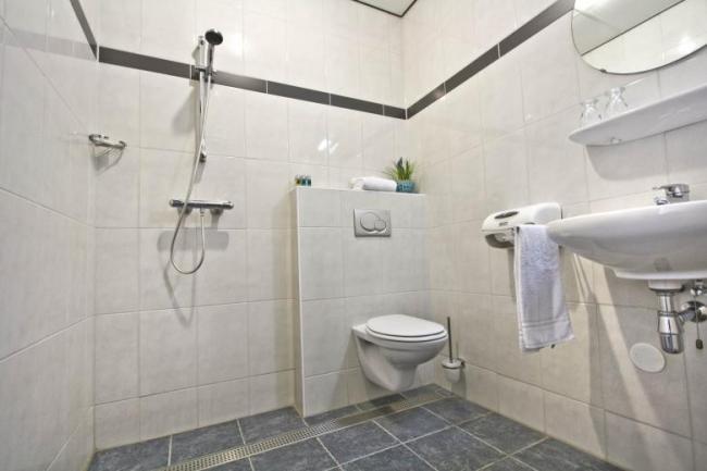 Badkamer in Het Voorhuis