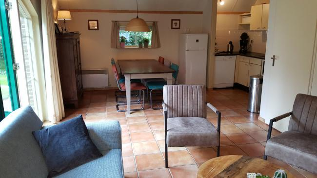 Keuken woonboerderij Striks Erve 5, 6-persoons Comfort