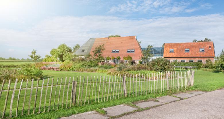 Groepsaccommodatie Turfhoeke Gorredijk