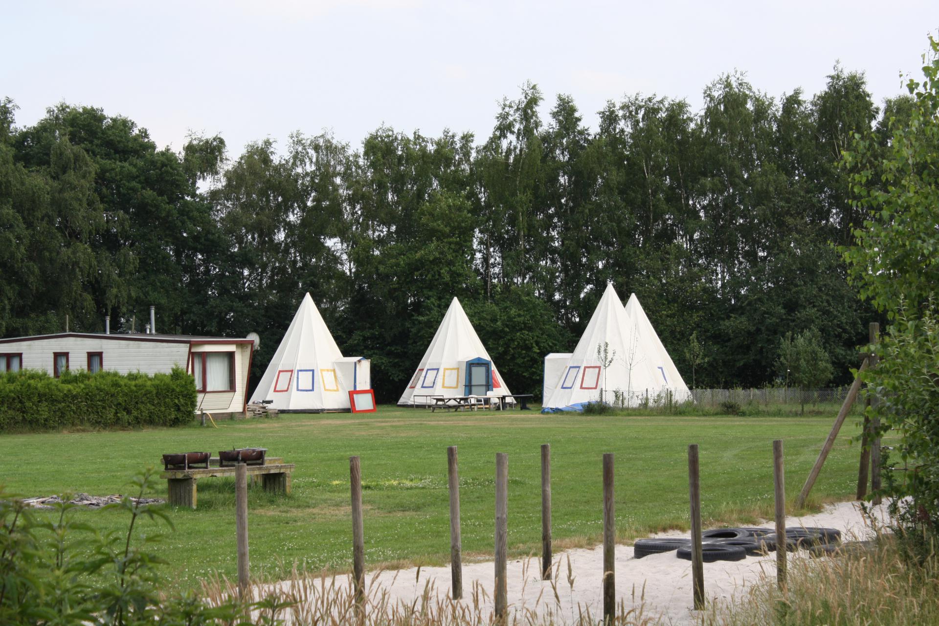 Groepsaccommodatie De Roerdomp Westelbeers Noord-Brabant