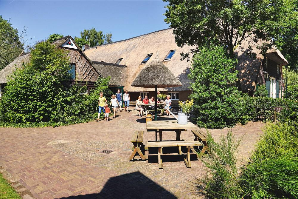 Groepsaccommodatie Meistershof Dwingeloo Drenthe