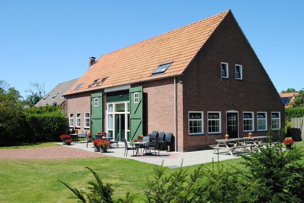 Groepsaccommodatie Duinoord Oostkapelle Zeeland